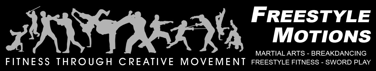 Freestylemotions: Martial Arts, Breakdancing & More